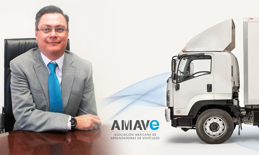 La AMAVe impulsa el arrendamiento como esquema para la renovación vehicular