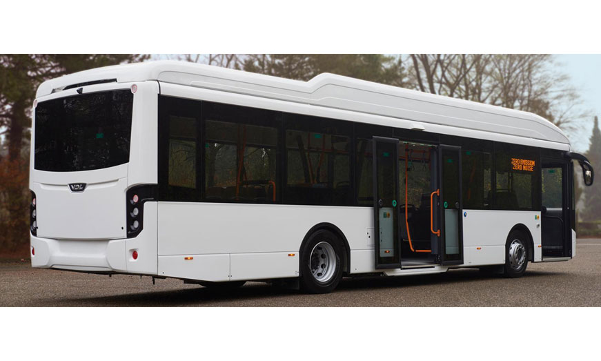 3 empresas de transporte alemanas unen fuerzas: VDL Bus & Coach entrega 12 Citeas Eléctricos