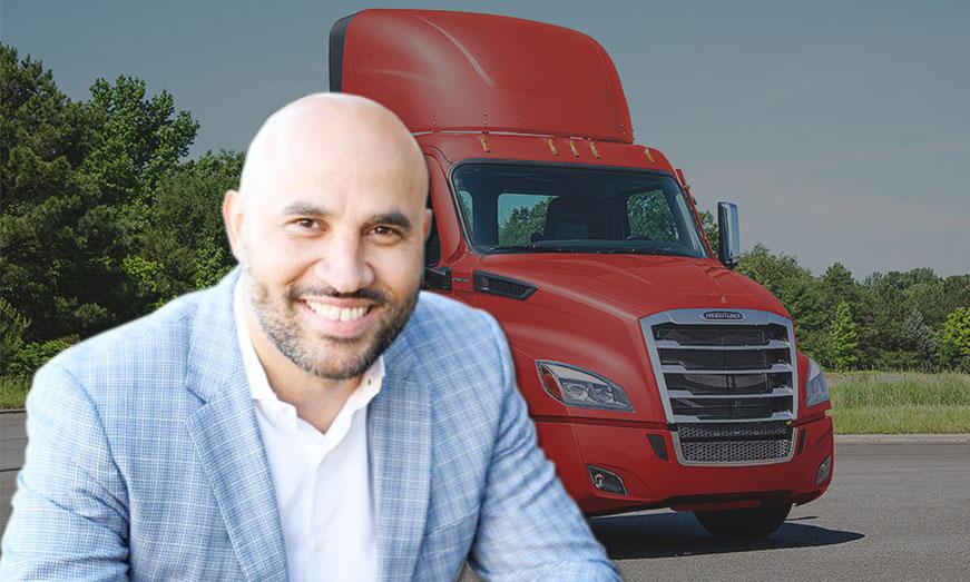 Postventa Freightliner dará un nuevo ímpetu con San Caraballo