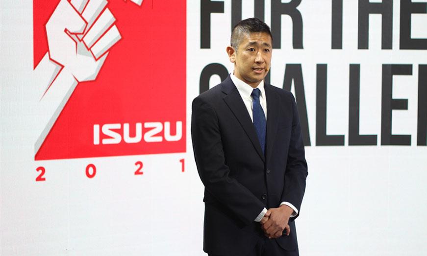 Isuzu celebra de manera virtual su convención anual 2021