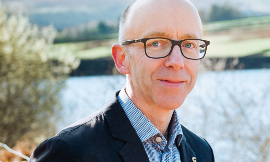 Cummins nombra a Jonathan Wood vicepresidente Nueva Ingeniería de Energía
