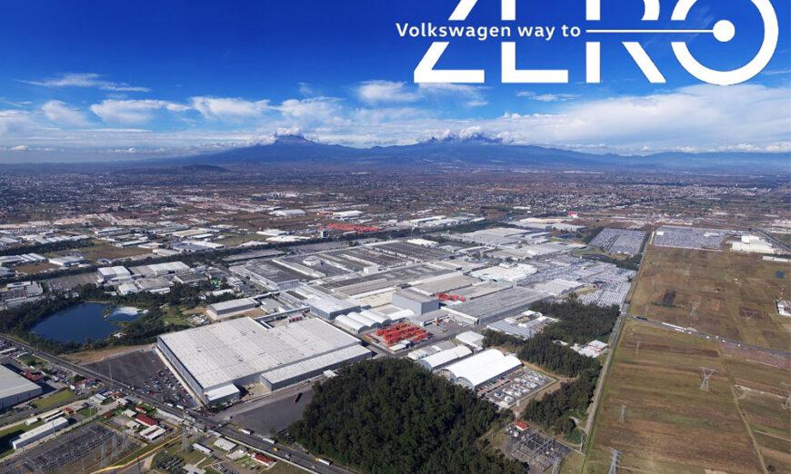 Volkswagen de México refrenda su compromiso con el medio ambiente