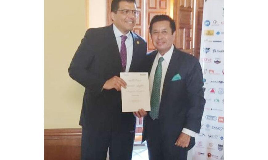 ANERPV y AMESP firmaron acuerdo, en beneficio de la seguridad privada