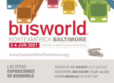 Busworld North America 2021