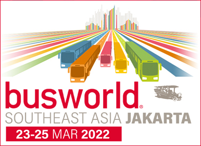 Busworld Jakarta 2022