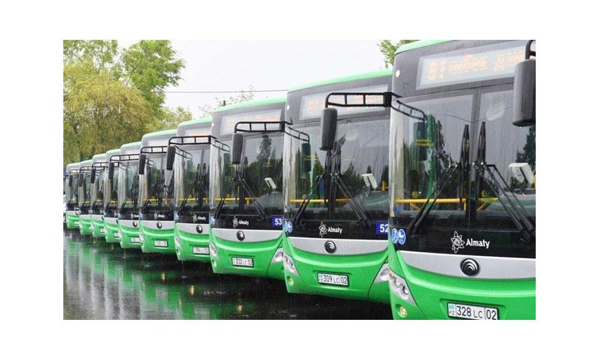 Kazajstán planea renovar su flota de autobuses
