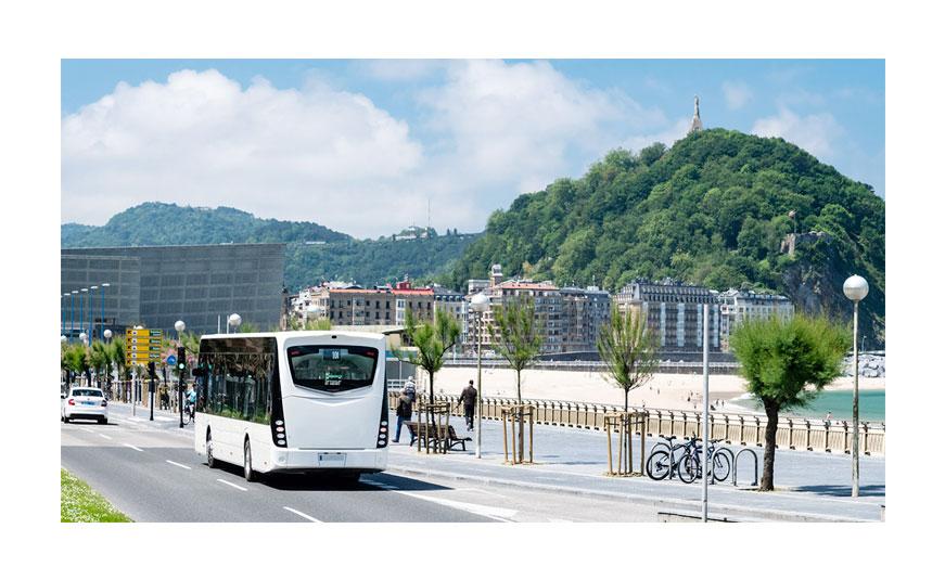 Bulgaria adopta 44 Irizar ie bus