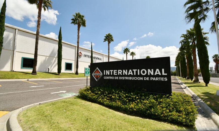 Centro de Distribución de Partes de International México está entre los mejores almacenes de alto rendimiento