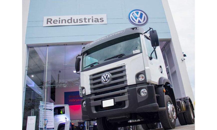 VW Camiones y Buses crece en Colombia con dos nuevos concesionarios