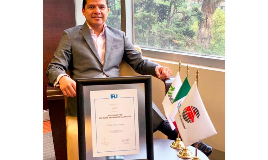 Grupo Transportes cumple estándares internacionales y son reconocidos por la IRU
