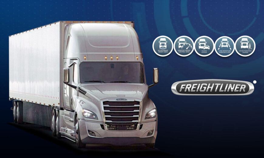 Cascadia de Freightliner lo tiene todo