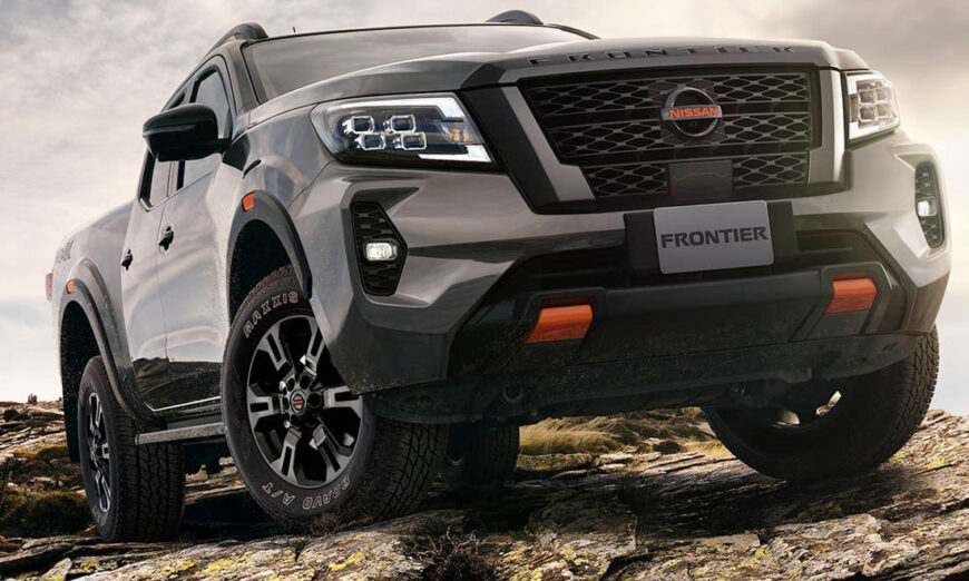 Nissan Frontier 2021, equilibrio entre potencia y eficiencia que se refleja en su capacidad de arrastre