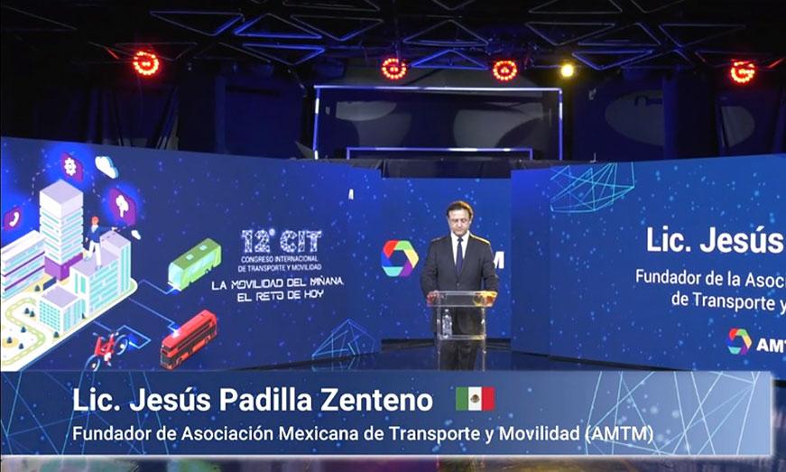 """AMTM celebra el 12vo Congreso Internacional del Transporte y Movilidad, titulado """"La movilidad del mañana, el reto de hoy"""""""