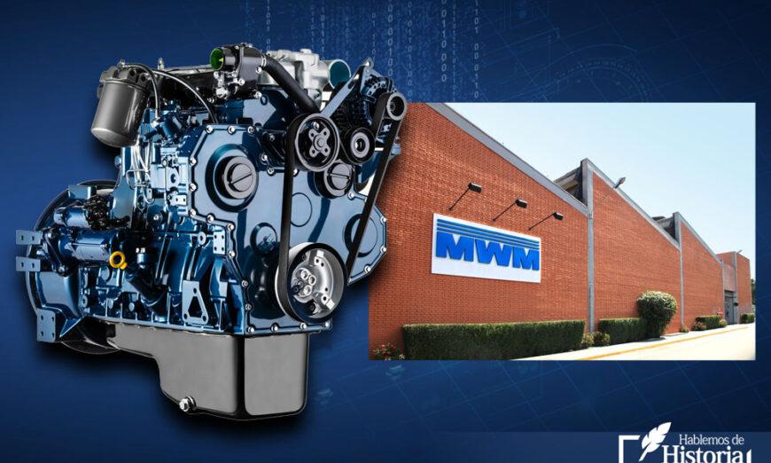 MWM celebra 68 años de historia y vanguardia tecnológica en motores a diésel