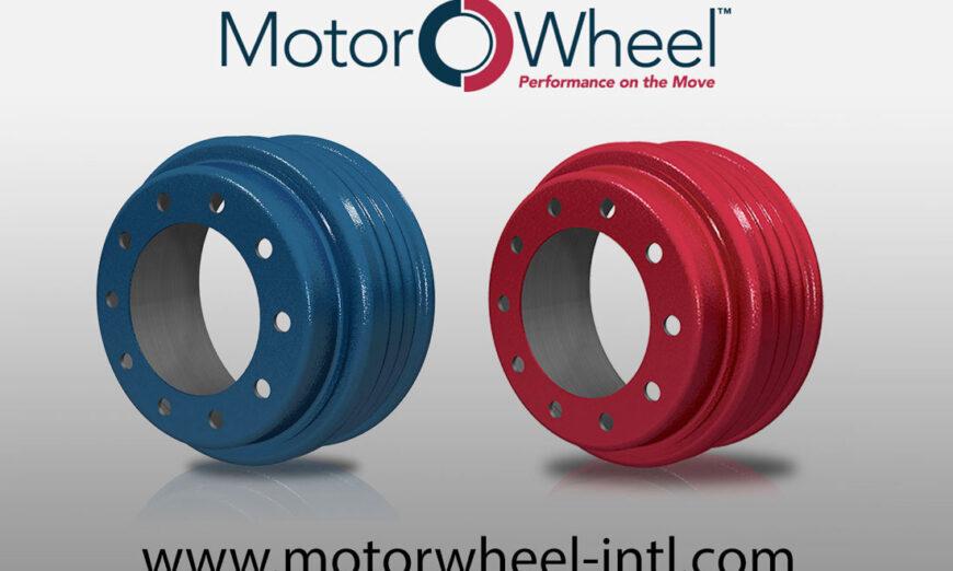 Motor Wheel anuncia nueva coloración de sus tambores de freno CentriFuse