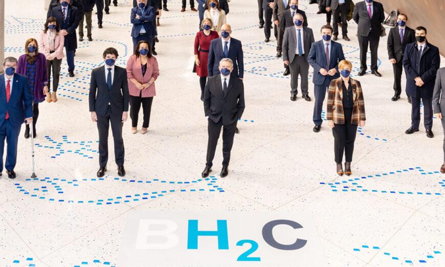 Irizar presente en el Corredor Vasco del Hidrogeno BH2C