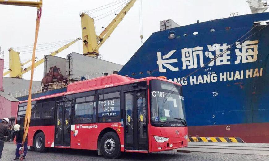 Autobuses King Long con motor Cummins ISB-G ya circulan en Guadalajara