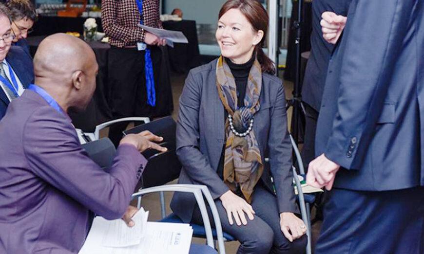Cumbre empresarial sostenible en Ucrania por el Día de la Tierra