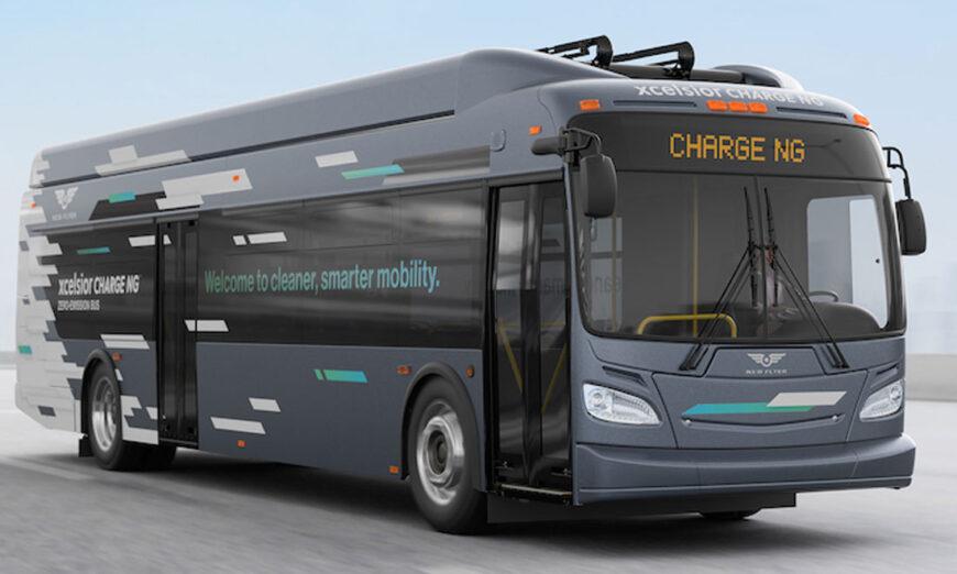New Flyer presenta su autobús EV, el más avanzado para los mercados urbanos de movilidad masiva D
