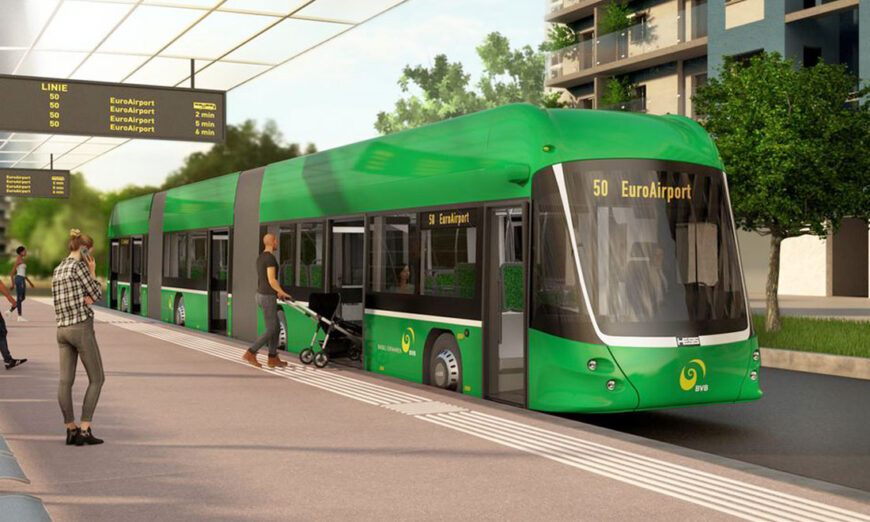 HESS el fabricante suizo de autobuses eléctricos, mejora la calidad de vida
