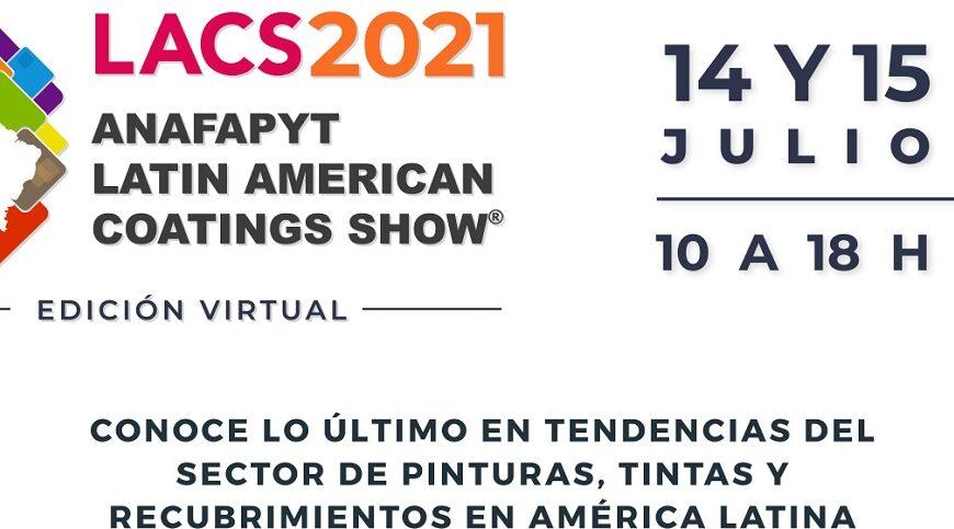 Anafapyt se prepara para celebrar la edición 17 de LACS en modalidad virtual