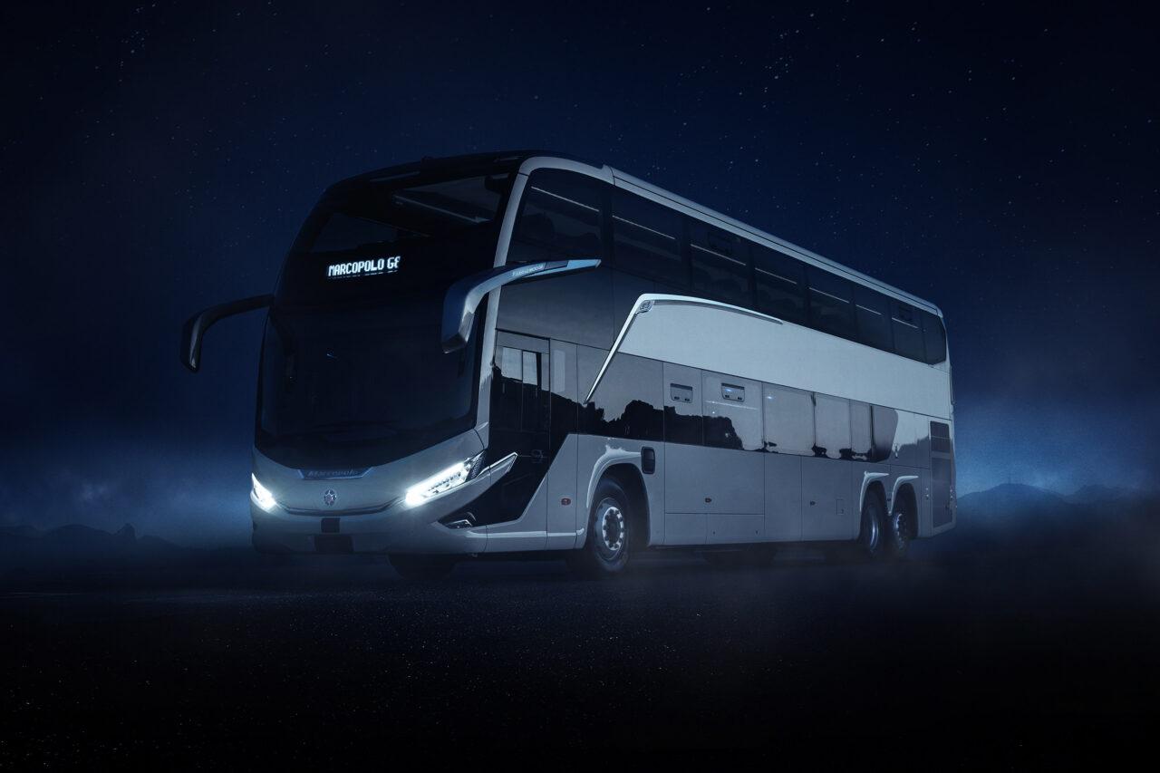MARCOPOLO presenta la Generación 8 de Autobuses