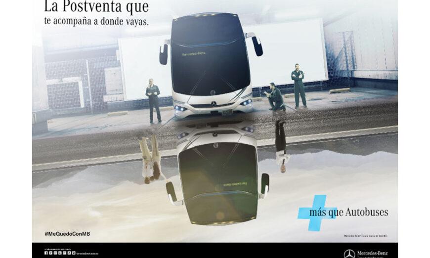 Mercedes-Benz Autobuses México ofrece el mejor servicio postventa