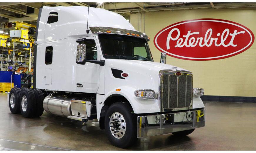 Peterbilt Motors Company anuncia su Modelo 567 en configuración de litera UltraLoft