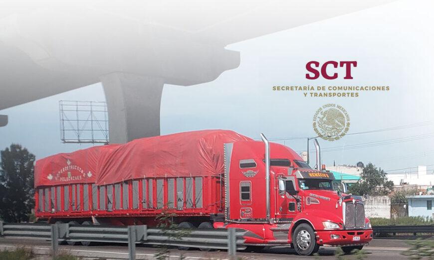 SCT publica en el DOF el Proyecto de Norma sobre condiciones de seguridad en la estiba y sujeción de la carga