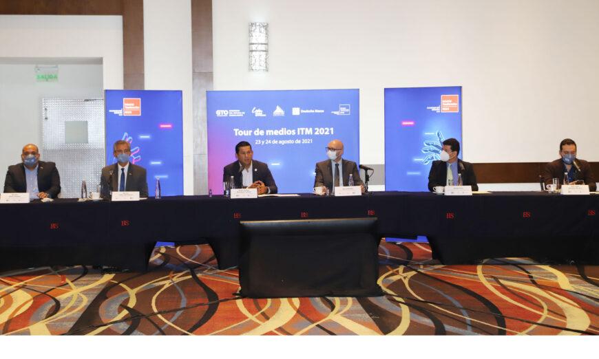 Rumbo a Industrial Transformation México 2021