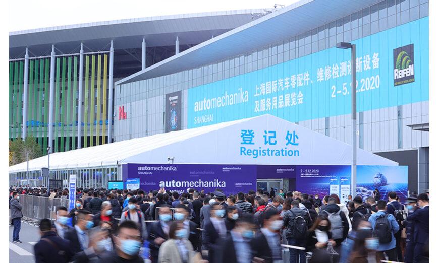 Automechanika Shanghai la Feria más importante para Aftermarket