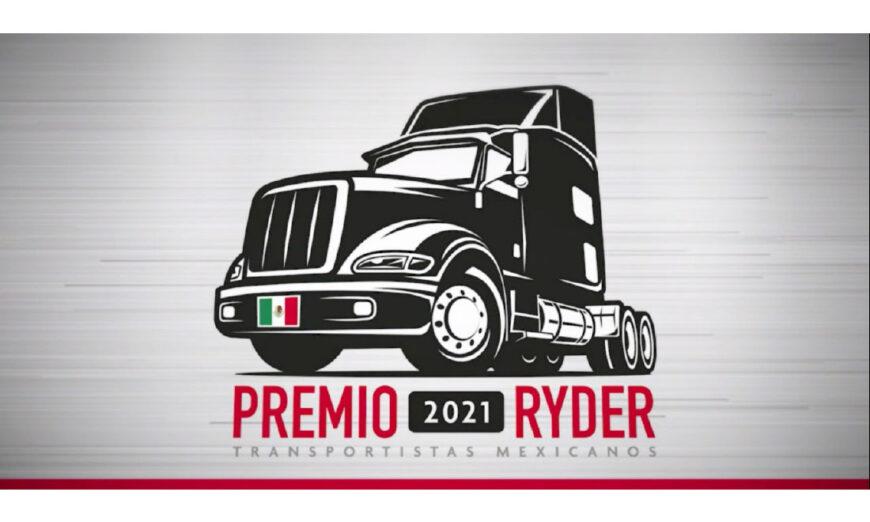 Ryder entrega el Premio Ryder a Transportistas Mexicanos