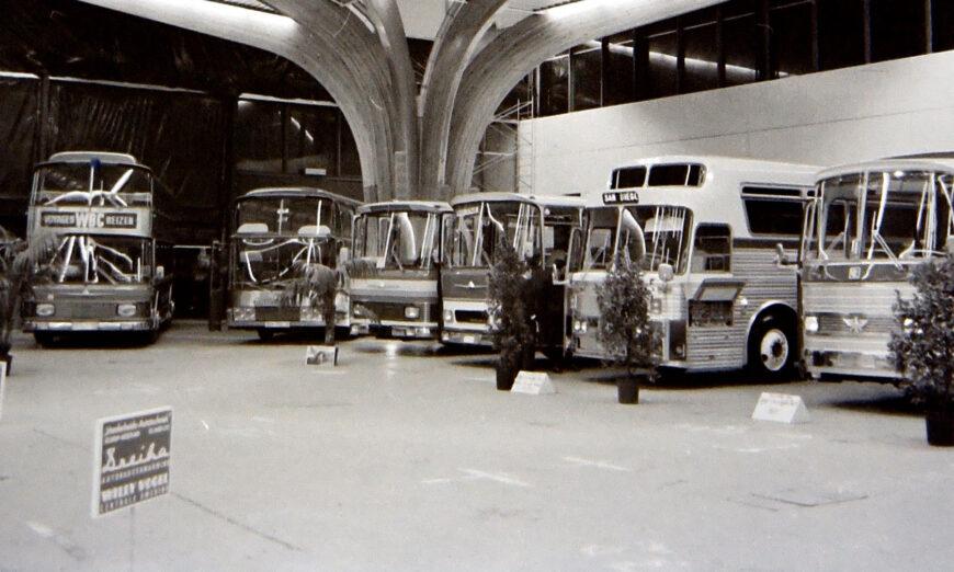 La importancia de busworld EUROPE a 50 años de su nacimiento