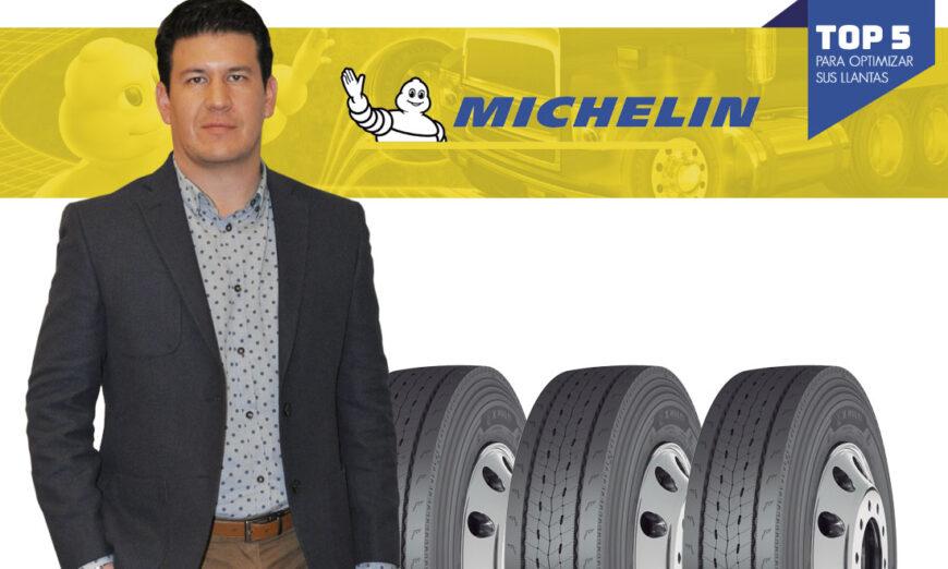 Michelin es innovación a su favor