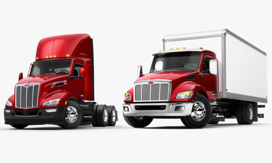 Peterbilt muestra el nuevo modelo 579 y el nuevo modelo 536 de servicio mediano en TMC