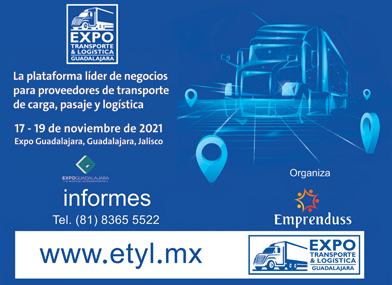 Expo Transporte y Logística 2021
